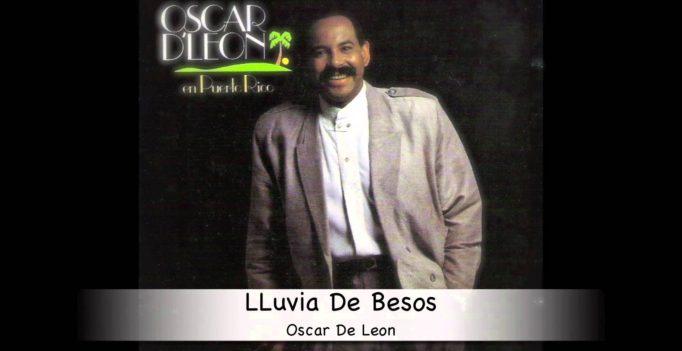 Oscar de Leon – Lluvia de Besos (Vídeo)