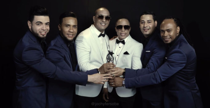 Chiquito Team Band rumbo a los Latín Grammy
