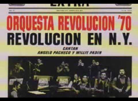 REVOLUCIÓN 70 – YO SOY LA RUMBA (SALSA DEL POZO)