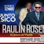 """El Conjunto Clásico y Raulín Rosendo """"30 años después"""""""