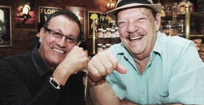 Ismael Miranda y Larry Harlow se reencontrarán en Puerto Rico