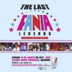 Estrellas de Fania se reunirán en Agosto
