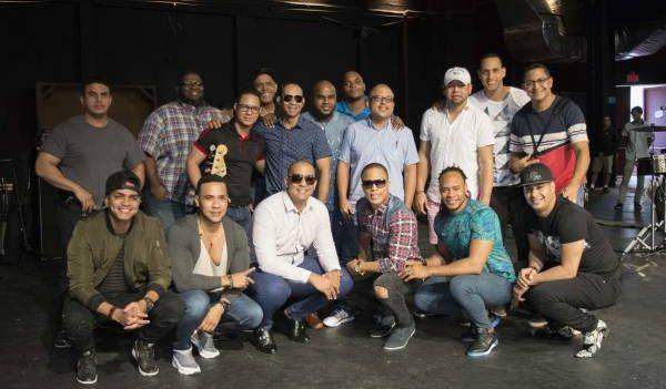 """Revolución Salsera y Chiquito Team Band preparan un""""Fiestón Salsero"""""""