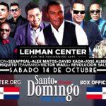 """Todo listo para """"Santo Domingo Tiene Salsa"""""""