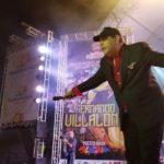 Bajo lluvia público disfrutó concierto de Fernando Villalona