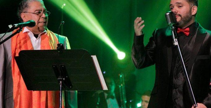 Pavel Núñez lleva 12 invitados a su concierto esta noche