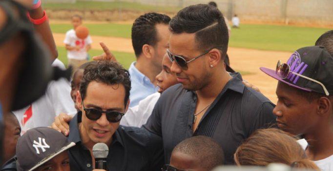 Romeo Santos agradece y elogia a Marc Anthony