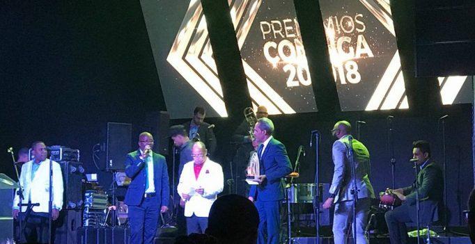 Lista de Ganadores Premios Conga de la Salsa 2018