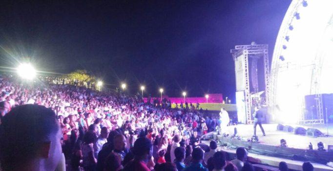 La celebración del Mega Aniversario del Anfiteatro de PP