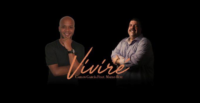 """Maelo Ruiz se une a Carlos García para grabar """"Viviré"""""""