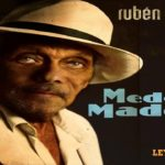 Rubén Blades lanzó su nuevo Álbum 'Medoro Madera