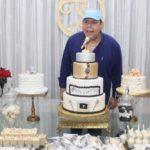 El deseo de Fernando Villalona por su cumpleaños 63