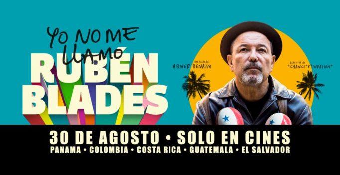 Fechas para estreno del documental de Rubén Blades