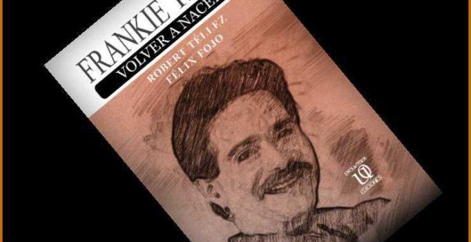 Publican novela literaria de Frankie Ruiz