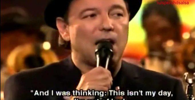 Rubén Blades, el salsero que quiere ser presidente