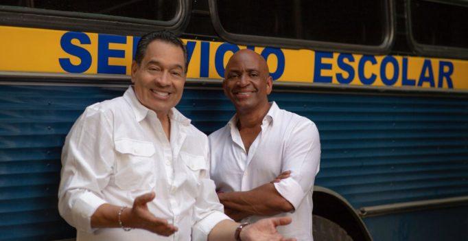 Tito Nieves y Sergio George: un junte histórico'