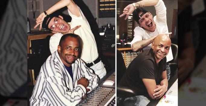 Marc Anthony y Sergio George se juntan para grabar disco