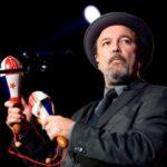 Rubén Blades, lejos de retirarse de los escenarios
