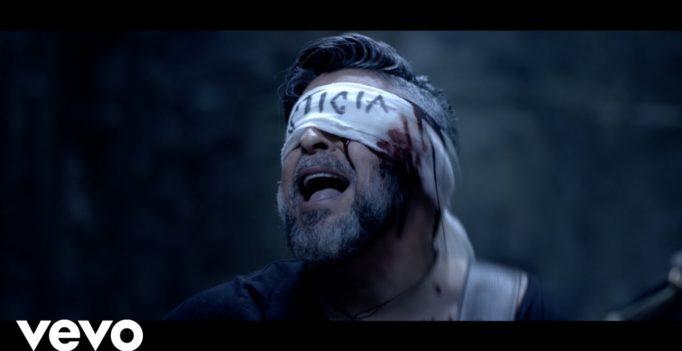 """Luis Enrique con """"Mordaza"""" su nuevo video"""