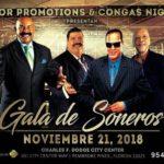 Concierto «Gala de Soneros» en la Florida