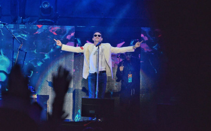 """Marc Anthony anuncia su gira """"Opus"""" para presentar nuevo disco"""