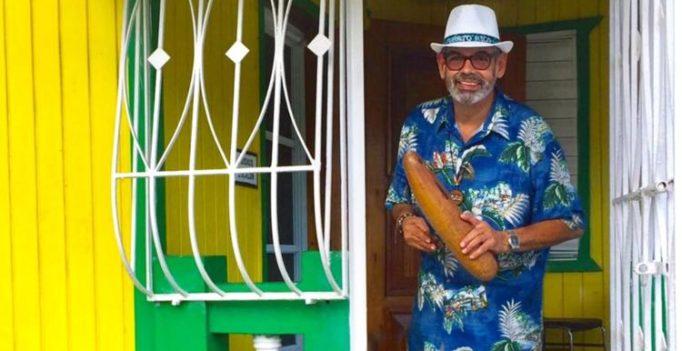 """Héctor """"Pichie"""" Pérez y su primer disco navideño"""