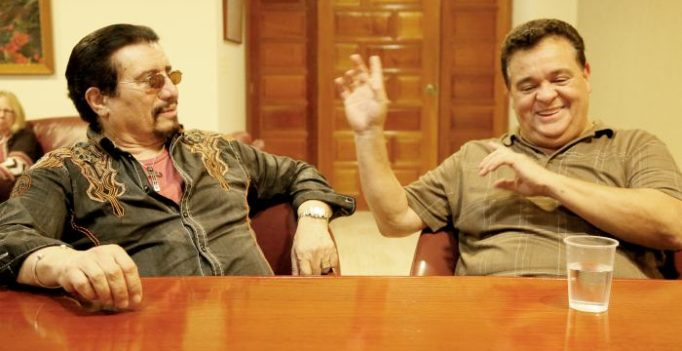 Richie Ray y Bobby Cruz regresan a Puerto Rico