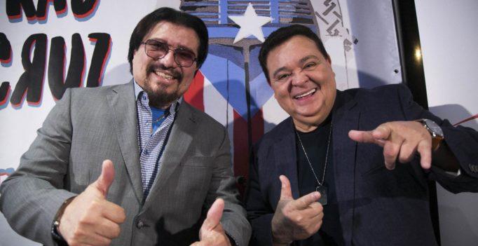 Richie Ray y Bobby Cruz De vuelta al Coliseo