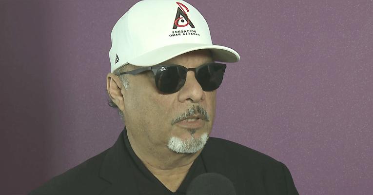 """Omar Alfanno: """"Escribí 'El gran varón' mientras mi amigo moría de Sida"""""""