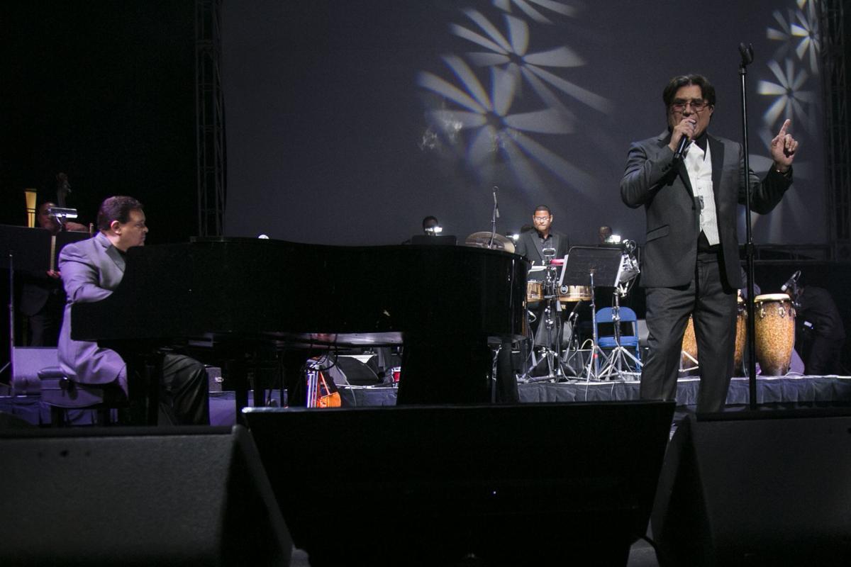 Richie Ray y Bobby Cruz celebraron en grande sus 55 años