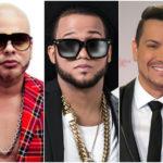 "El Alfa, Ala Jaza, Víctor Manuelle y Omega estarán en el ""Latin Music Tours"""