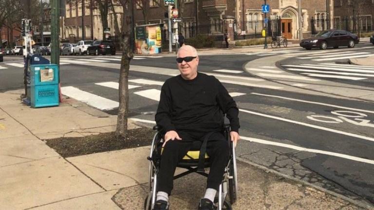 """Cano Estremera: """"Estoy paralítico, esa es mi situación actual"""""""