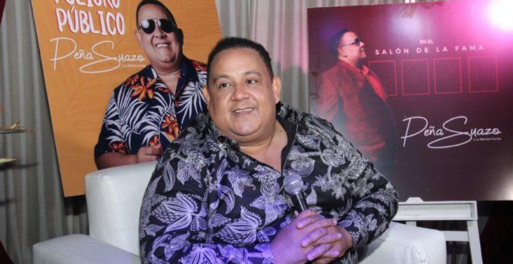 Peña Suazo en salsa y merengue con dos discos