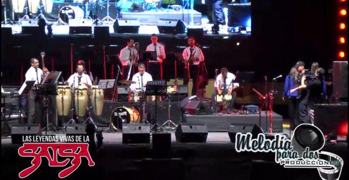Medellín: Orquesta Dicupé, Hermanos Lebrón y Orquesta Power, Las Leyendas Vivas de la Salsa VI