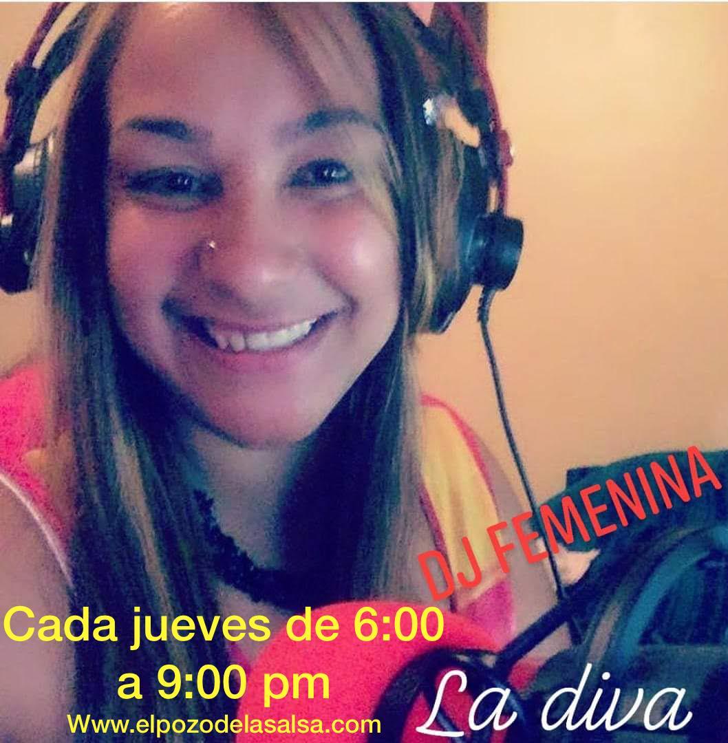 DJ FEMENINA (LA DIVA)